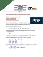Solucion 1era Evaluacion Analisis Junio 2013