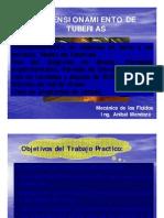 Clases de Tuberias