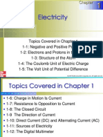 Chapter 01 Electricity