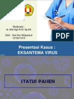 Preskas Eksantema Virus