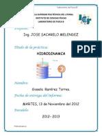 Hidrodinamica New!!