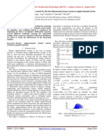 Hybrid impulsive and switching control for the four-dimensional energy resources supply-demand system