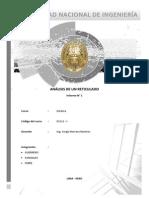 Informe Estatica Reticulado Grupo 4 - Final