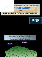 4th Generation Mobile Communication