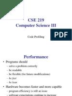 Code Profiling