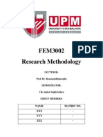 Research Method_Research Proposal