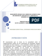 Conferencia Congreso Codia Elvin Cabrera
