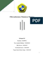 Makalah Fibroadenoma Mammae Sinistra