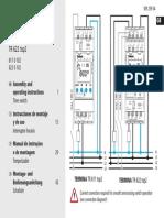 Operating Instructions TR611top2 TR622top2 En