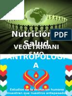 Nutrición y Salud con Vegetarianismo