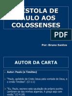 Epístola de Paulo Aos Colossenses
