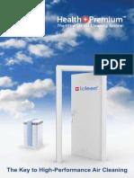 ICLEEN Air purificatory