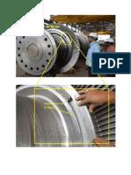 Turbine Blades DTPP