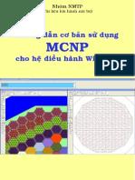 Hướng dẫn MCNP cho Windows