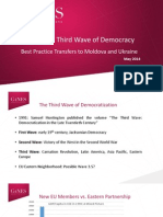 Riding the Third Wave of Democracy