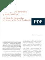 Gurrieri, Adolfo - El Progreso Técnico y Sus Frutos. La Idea de Desarrollo en La Obra de Raúl Prebisch
