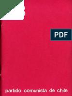 Boletín del Exterior Partido Comunista de Chile Nº38