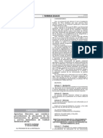 Adecuacion DS-003-2014-MINAM Directiva New Eca