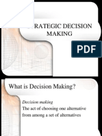 Chapt-2 Strategic Decisionmaking