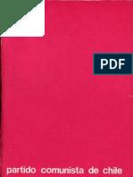 Boletín del Exterior Partido Comunista de Chile Nº39