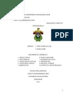 Perbaikan Laporan Praktikum 2 Pengenceran Kelompok 9