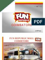 Fun Republic Mall Coimbatore