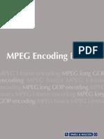 MPEG Encoding Basics