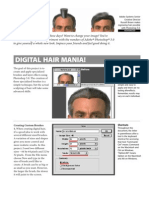 Photoshop - Fur and Hair TUT