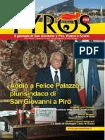 Pyros Maggio 2014 Estratto. Intervista a Dario Tamburrano Candidato M5S Europee