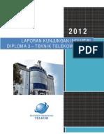 Final Laporan Kunjungan Industri D3TT PT Telkom