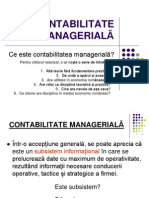 Contabilitate Manageriala Master 2004