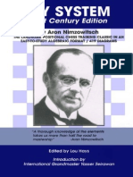 My System (21st Century Edition) Aaron Nimzowitsch