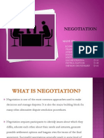 Negotiation (1)