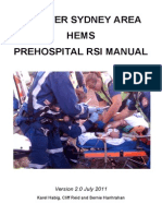Prehospital Rsi Manual