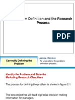 3. Prob Defn and Research Process