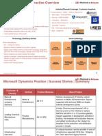MS Dynamics Overall Summary
