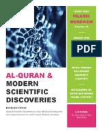 Al-Quran & Modern Scientific Discoveries