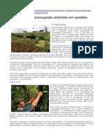 Agroecologia Alia Preocupação Ambiental Com Questões Sociais