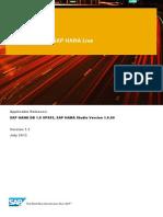 How to Enhance SAP HANA Live