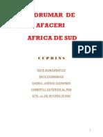 Indrumar Afaceri Africa de Sud