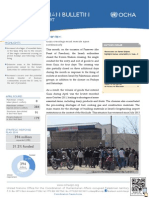 UN occupied Palestinian territories -  Humanitarian Monitor April Report - 2014-05-21 English