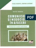 5 Comunicare Si Negociere in Afaceri
