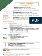 Rémy MOCLYN - Technicien en automatisme, informatique industrielle