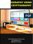 Steganography Using Visual Cryptography