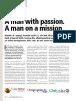 BBQ Mag Interviews Bandela B, Mgoqi,  SA's Online Entrepreneur