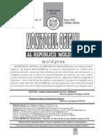 Registrul Monumentelor Republicii Moldova Ocrotite de Stat, HP Nr. 1531 Din 1993, Monitorul Oficial 02.02.2010