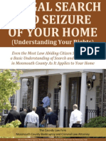 Illegal Search and Seizure of Your Home
