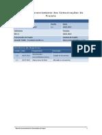 C62 Grupo1 - GED - 02 - Plano de Gerenciamento de Comunicacoes