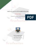 Thiết kế luận văn tốt nghiệp bằng Latex
