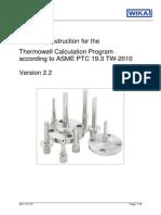 Operation Instruction PTC 19 3 V2 2
